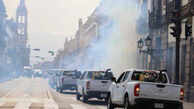 Photo of El Dengue Aumentó En Morelia Por Población Que Evitó Fumigaciones