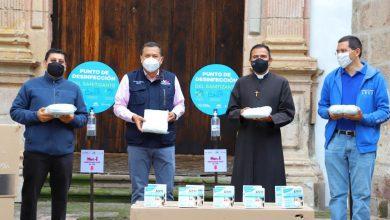 Sedesoh Apoya A La Arquidiócesis de Morelia Por COVID-19