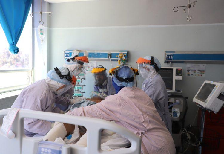 #Michoacán Ocupación Hospitalaria Por COVID-19 Está A La Alza