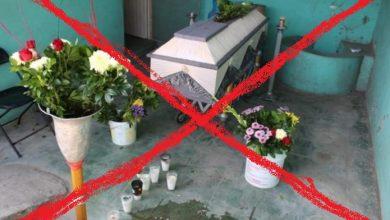Photo of En Michoacán: Quedan Prohibidos Velorios En Casas Particulares Y Funerales De Muertos Por COVID -19