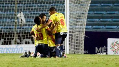 Photo of ¡Por Fin! Atlético Morelia Consigue Su 1er Triunfo En La Nueva Era