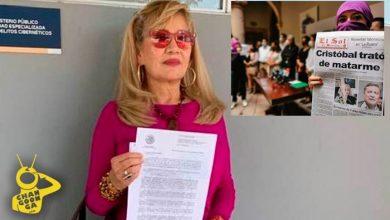 Photo of #Michoacán Esposa De Cristóbal Arias Denuncia A Feministas Por Daños Al Honor