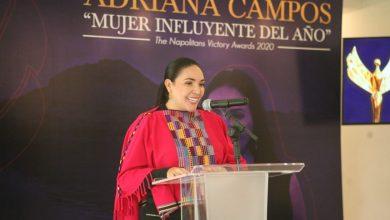 Photo of Desde Washington Reconocen A Edil Michoacana Adriana Campos Como Mujer Influyente Del Año