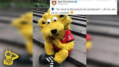 Photo of AYÑ! Bayer Leverkusen Recuerda Tristemente A Monarcas Morelia
