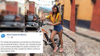 """Photo of Tras Foto De Luisito Comunica Arianny """"NO Podrá Continuar"""" Con Funciones De Miss CDMX"""