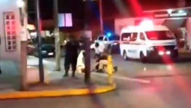 Photo of Pasa En México: A Disparos Matan A Maestra Mientras Caminaba Con Su Hija
