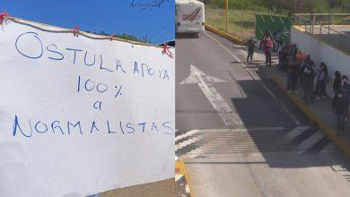 Photo of Reportan Presencia De Normalistas En Plaza De Cobro Y Manifestación En Comunidad De Ostula