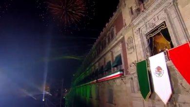 """Photo of Se Viralizó """"Caminos De Michoacán"""" Al Sonar Norteña En Ceremonia De 'El Grito' De AMLO"""