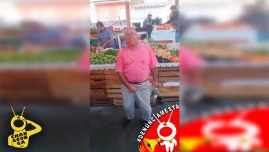 Photo of #Denúnciamesta Funcionario se agarra el tiliche, le pidieron usar cubrebocas