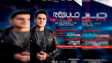 "Photo of ""Mi Guitarra Y Yo Unplugged"", El Concierto Online De Regulo Caro"