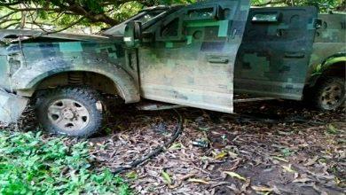 Photo of En Aguililla Aseguran Camionetas Con Blindaje Artesanal Y Armas