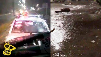 Photo of Encharcamientos, Desbordes Y Personas Atrapadas, Saldo De Lluvia En Morelia