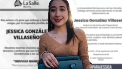 Photo of Escuelas Morelianas Lamentan Asesinato De Jessica González