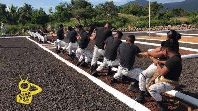 #Morelia ¡Mejor Que Exatlón! Pista de Conjunto de Guardia Nacional Fomenta Valores
