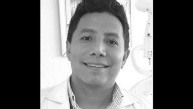 Photo of Hallan Muerto A Joven Médico Del IMSS, Tenía Signos De Violencia