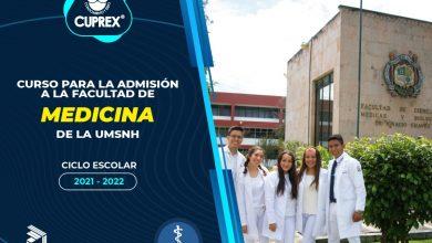 Photo of ¿Quieres Ser Médico? CUPREX Te Prepara Para El Examen De La UMSNH