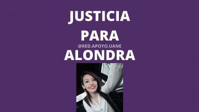 Photo of En Redes Piden #JusticiaParaAlondra, Habría Sido Asesinada Por Su Jefe En Coahuila