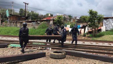Photo of SSP Michoacán Anuncia: Han Sido Liberadas Vías De Tren En 3 Municipios