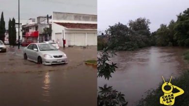 Photo of Lluvia En Michoacán Esta Noche Y Mañana, Posibles Desbordamientos E Inundaciones: CONAGUA