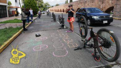 Photo of #Morelia Ciclistas Continuarán Manifestándose, Buscan Exista Ciclovía Emergente