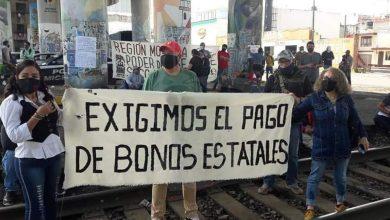 Photo of CNTE Toman Diversas Vías Férreas De Michoacán Para Exigir Pagos