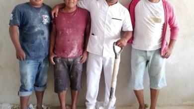 Photo of Manuel Trabajó De Albañil En Yucatán Para Pagar Su Carrera De Enfermería