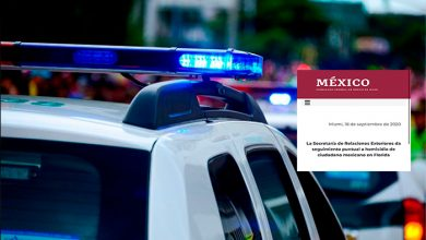 Photo of Mexicano Muere A Manos De Policía Estadounidense