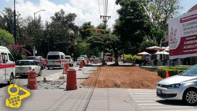 Photo of #Morelia Vecinos Y Transportistas Molestos Por Adecuaciones En Avenida Acueducto