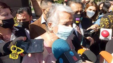 Photo of No Habrá Represión Hacia Maestros Que Bloquean Vías Férreas Michoacanas: Sánchez Cordero En Morelia