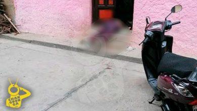 Photo of Otra Michoacana Asesinada Ayer De 48 Balazos En Pleno Centro De Tangancícuaro