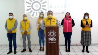 Photo of PRD Pide A Diputados Federales No Recortar Presupuesto A Michoacán Para 2021
