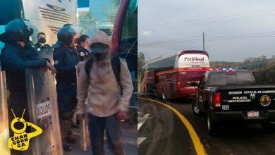 Photo of Vinculan A Proceso A 2 Normalistas Tras Desmother Del Viernes; El Resto Sin Cargos