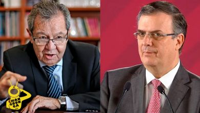 "Photo of Amenazan A Marcelo Ebrard De Sacarlo De Morena: ""Te Vas A Ir Si Sigues Así"""