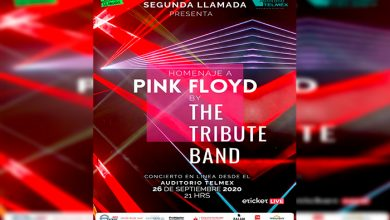 Photo of The Tribute Band Hará Homenaje Virtual A Pink Floyd Desde El Auditorio Telmex