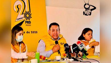 Photo of #2021 PRD Construirá Alianza Asertiva Por Gubernatura En Beneficio De Los Michoacanos