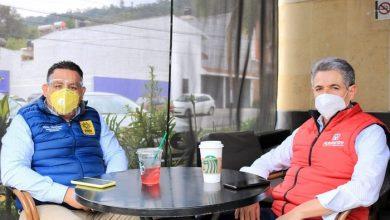 Photo of #Caminoal21 PRD Michoacán Se Reúne Con Dirigente Del PRI