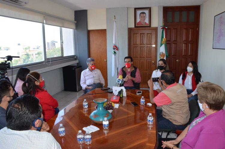 Aún No Es Tiempo De Definir Candidatos Ante Posible Alianza Con PAN-PRD: PRI Michoacán