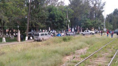 Photo of CNTE Vuelve A Tomar Vías Del Tren En Michoacán