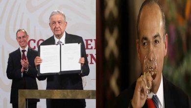 Calderón Asegura Que AMLO Está Haciendo Un Circo Romano Con Consulta Pa´ Enjuiciarlo