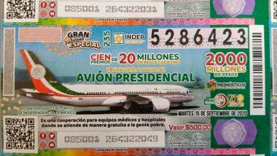 Photo of IMSS Charo Se Lleva Cachito Ganador Del Avión Presidencial