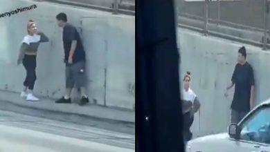 Photo of #Video Chava Se Lanza A Auto Tras Discutir Con Su Novio