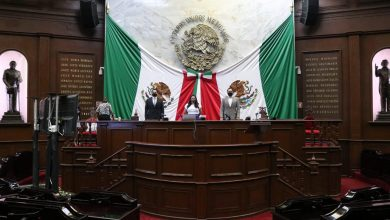 Photo of Aprueban Nueva Mesa Directiva Del Congreso Del Estado De Michoacán