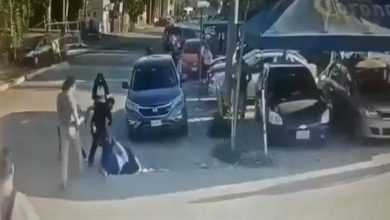 #Video Hombre Apuñala A Sujeto Acusado De Violar A Su Hija En Guanajuato