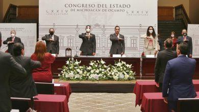 Photo of Participa Carlos Herrera En Inicio De Tercer Año De La 74 Legislatura