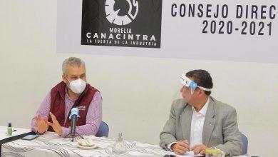 Photo of Alfredo Ramírez Acuerda Trabajo Conjunto Con Canacintra Por Desarrollo Sustentable