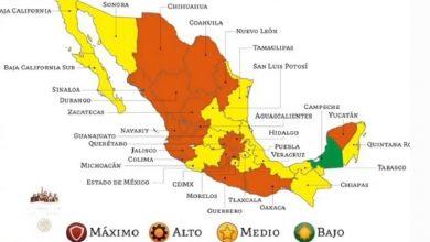 Photo of Gatell Pone A Michoacán Y Otros 13 Estados En Semáforo Amarillo De COVID -19