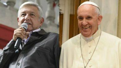"Photo of AMLO Pide Al Papa Que Iglesia Católica Se Disculpe Por ""Atrocidades"" Durante Conquista"