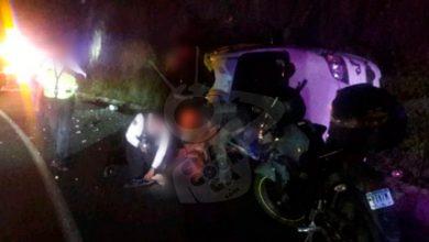 Photo of #Morelia Vehículo Se Accidenta En El Ramal Camelinas: Un Herido