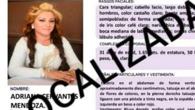 """Photo of """"No Olviden A Mi Hija"""", Pide Madre De Adriana, Moreliana Asesinada En 2019"""