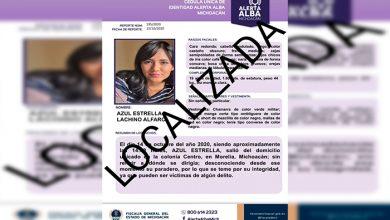 Photo of #Morelia Localizan A Chavita Reportada Como Desaparecida